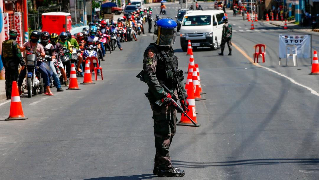 Foto: Duterte ordena matar a quien viole cuarentena por COVID-19, en Filipinas