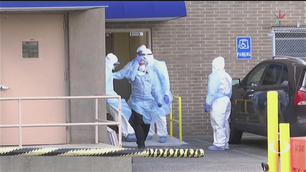 Foto: Coronavirus Mundo Disminuyen Número Contagios Covid-19 8 Abril 2020