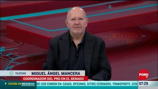 entrevista completa con el senador miguel angel mancera en estrictamente personal