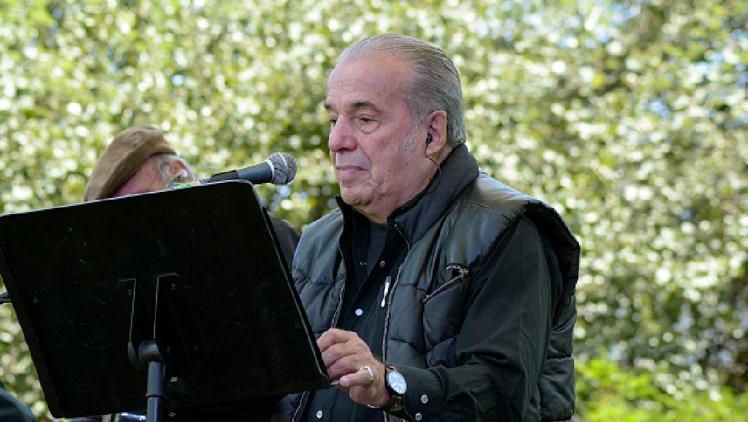 Retransmitirán concierto de Óscar Chávez en Los Pinos , 30 de abril de 2020, (Getty Images)