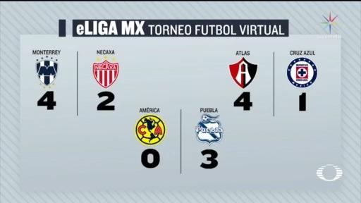 Foto: E-Liga Mx Inicia México Torneo Futbol Virtual 10 Abril 2020