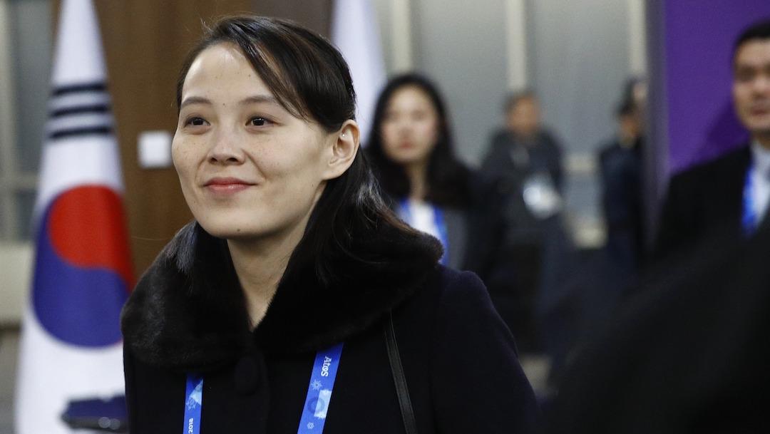 Foto Quién es Kim Yo Jong 28 abril 2020