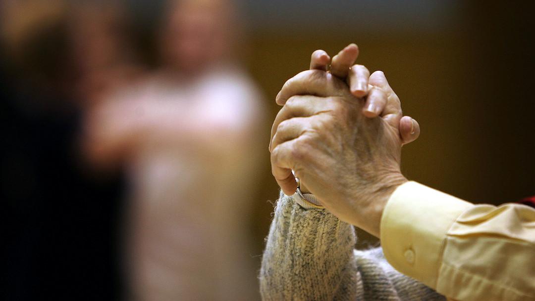 Foto Matrimonio de 88 años supera el coronavirus COVID-19 en España 7 abril 2020