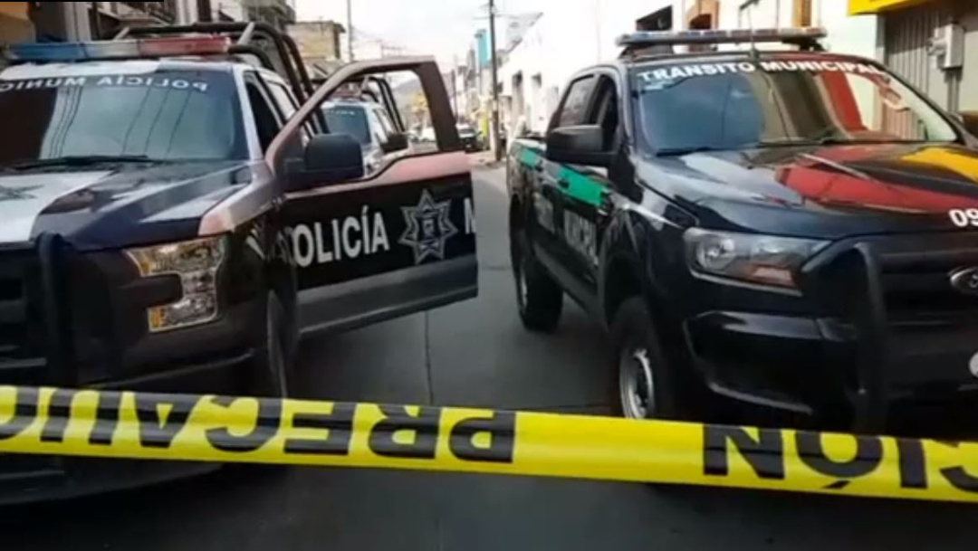 FOTO: Asesinan a tres personas durante ataque armado en Irapuato, el 25 de abril de 2020