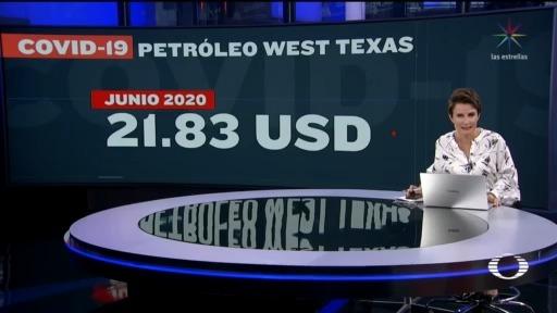 Foto: Petróleo Precios Registran Peor Caída Historia Pagar Por Vender 20 Abril 2020