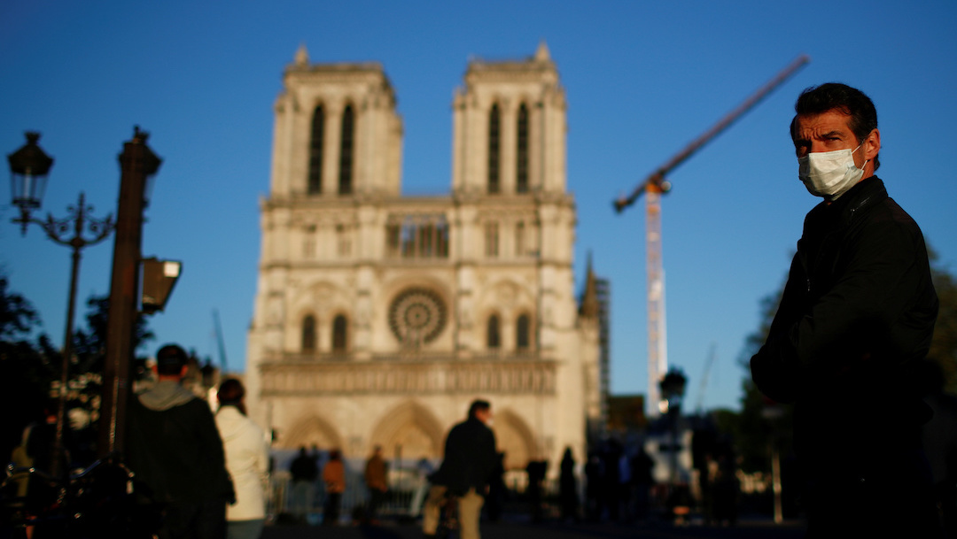 Foto Notre Dame Campana Año 2020