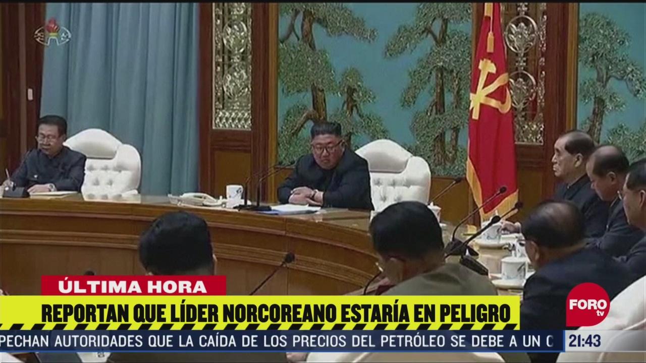 Foto: Kim Jong-UN 20 Abril 2020