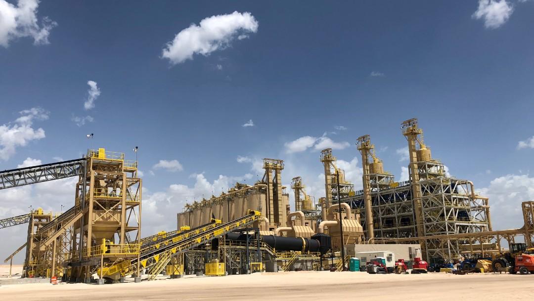 Foto: El precio del petróleo Texas rebota un 24,7 %