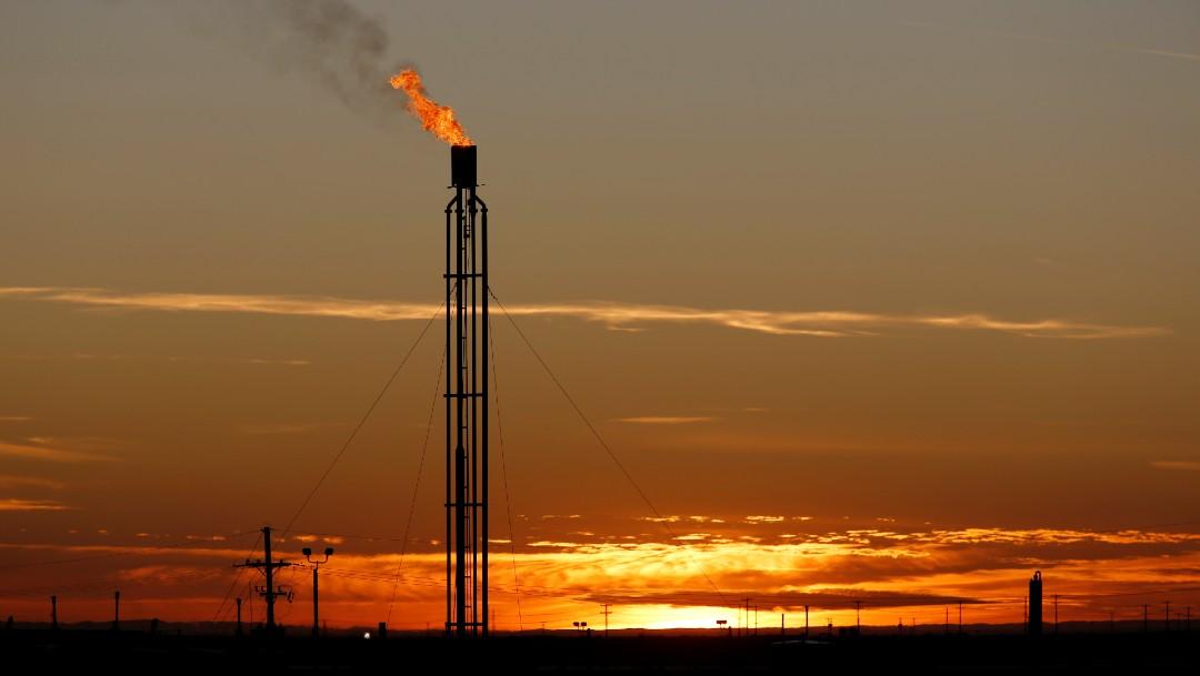 Foto; Petróleo de Texas en caída histórica, por debajo de 5 dólares el barril