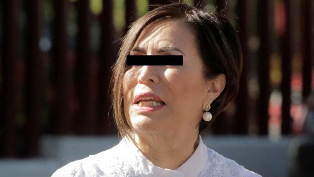 Rosario Robles, exsecretaria de la Sedesol