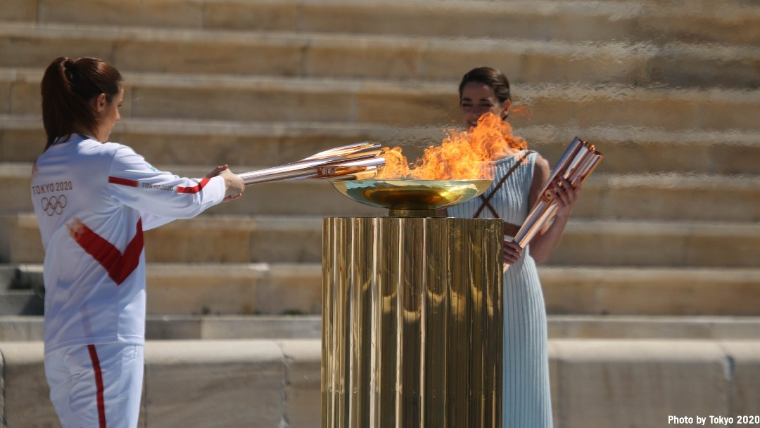 Tokio 2020 cede llama olímpica a Fukushima como 'faro'