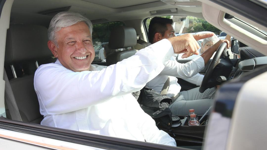 El presidente Andrés Manuel López Obrador reiniciará sus giras por México este lunes 1 de junio. (Foto: Cuartoscuro)
