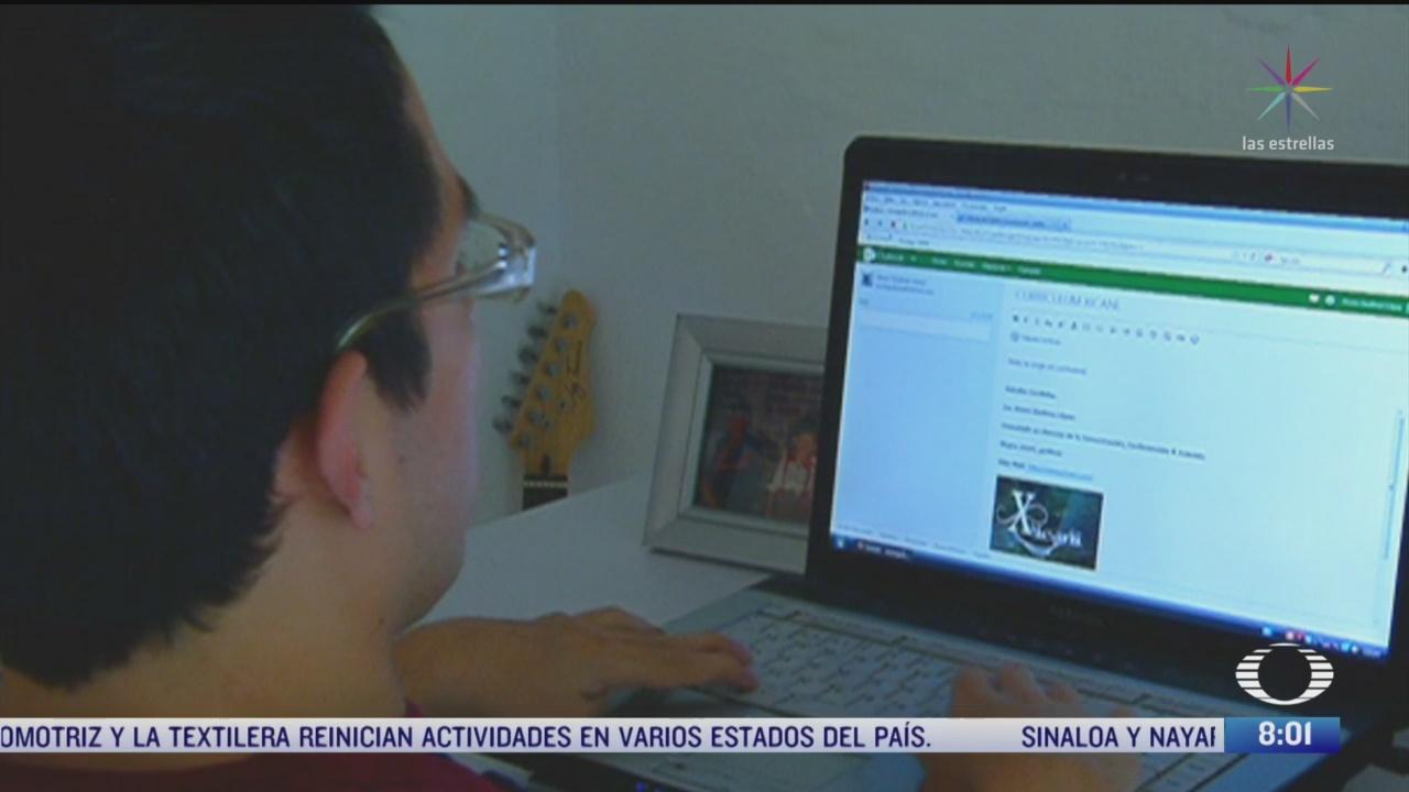 aumentan delitos por internet durante pandemia por coronavirus