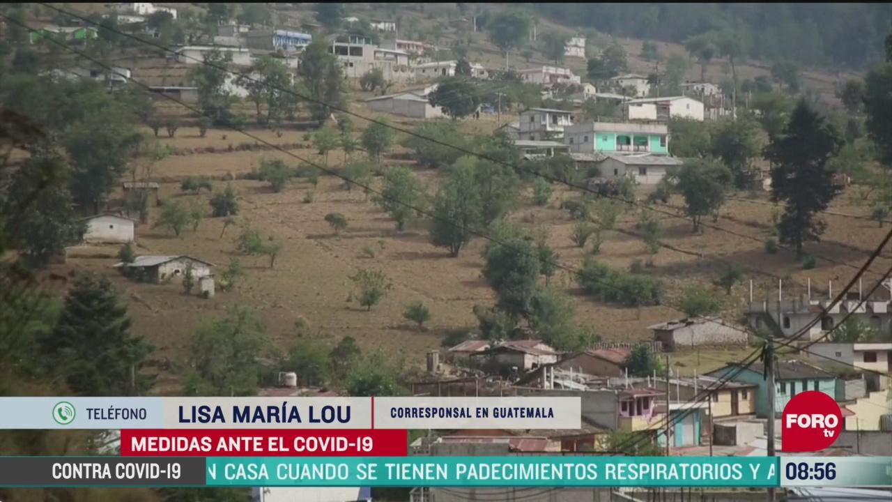 FOTO: 2 de mayo 2020, banderas blancas por coronavirus en guatemala