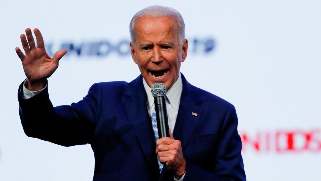 Biden gana las primarias del Partido Demócrata en Oregon