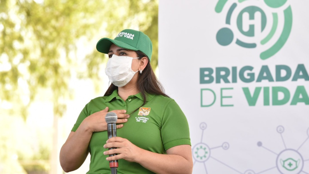 Alcaldesa de Hermosillo y secretario de Gobierno de Sonora dan positivo a coronavirus