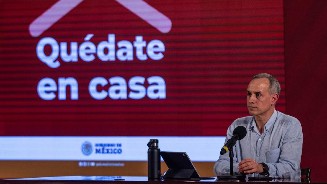 Foto: Reapertura de actividades podría traer rebrotes de COVID-19: López-Gatell, 22 de mayo de 2020, (Cuartoscuro, archivo)