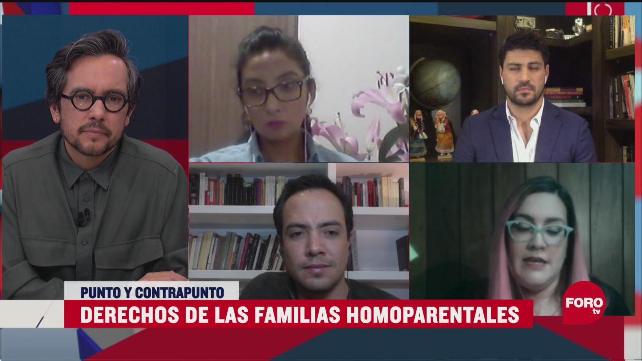 Foto: Derechos de las familias homoparentales 7 Mayo 2020