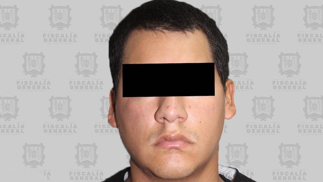 Asesino Diana Raygoza Foto Fiscalía Nayarit