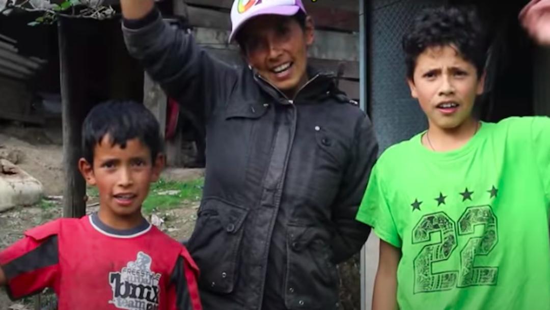 Foto Familia abrió canal de YouTube para enseñar a sembrar huertos en casa durante pandemia 1 mayo 2020