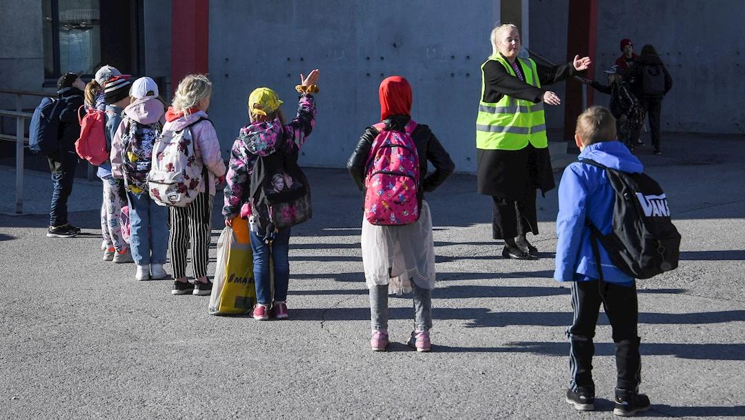 Finlandia reabre escuelas y da por controlada la pandemia de coronavirus. (Foto: EFE)