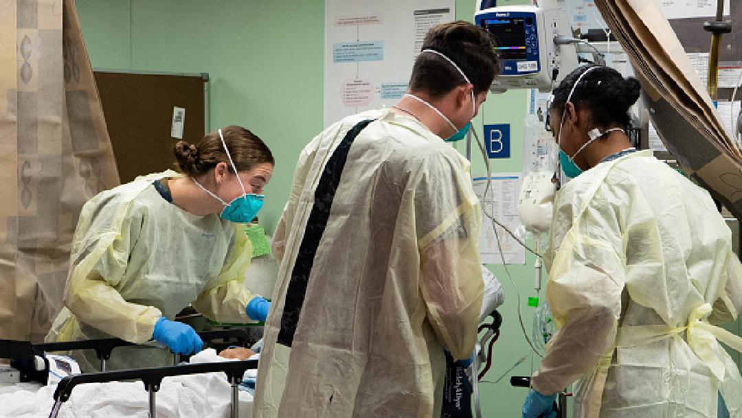 Foto: 20 de mayo, día con más infecciones de coronavirus en el mundo: OMS, 20 de mayo de 2020, (Getty Images, archivo)