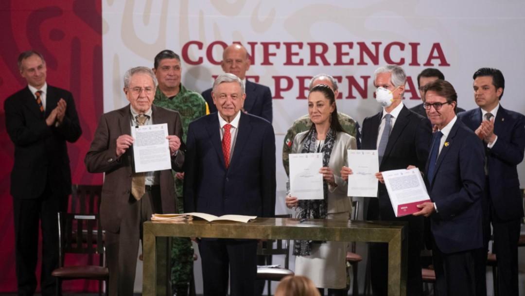Foto: Gobierno y Teletón firman acuerdo para que CRIT atiendan pacientes con coronavirus