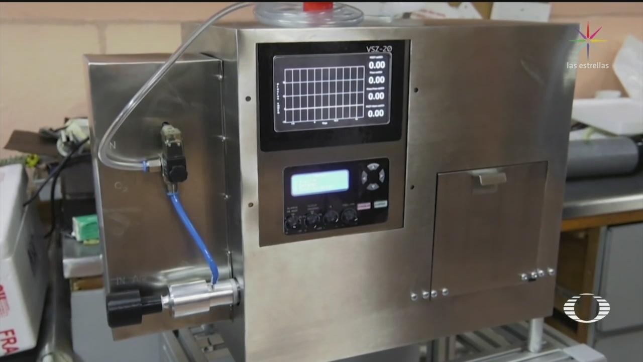 ingenieros biomedicos mexicanos crean ventilador para combatir covid