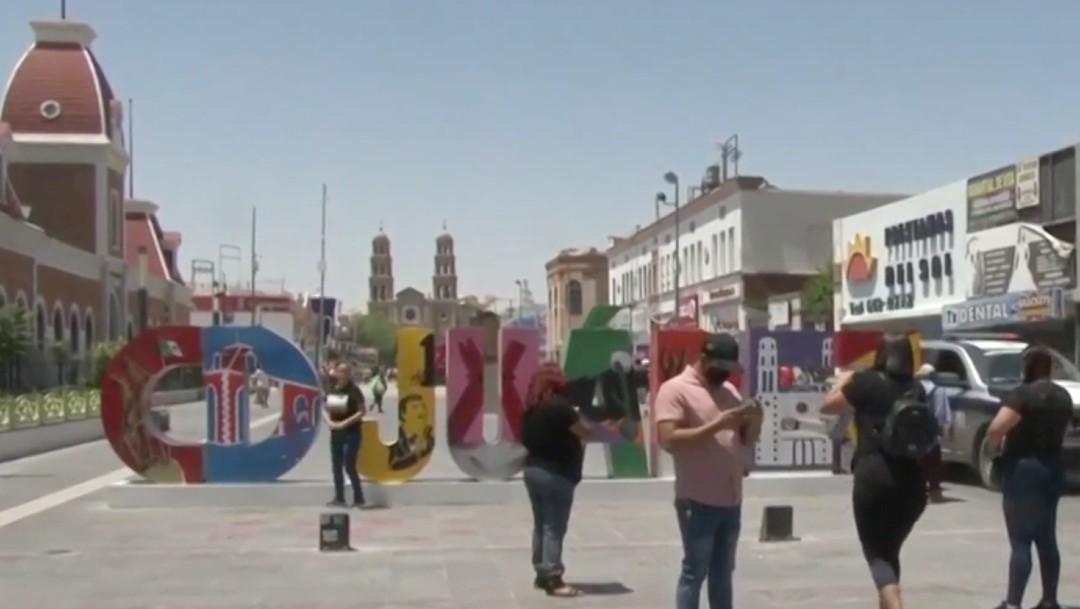 Endurecen operativos para reducir movilidad en Ciudad de Juárez, Chihuahua