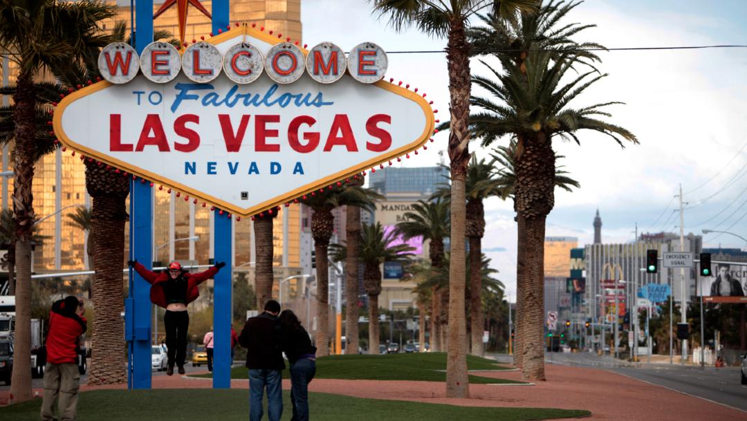 Casinos en Las Vegas abrirán el 4 de junio. (Foto: AP)