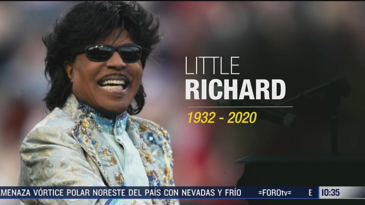 FOTO: 9 de mayo 2020, muere el cantante little richard a los 87 anos de edad