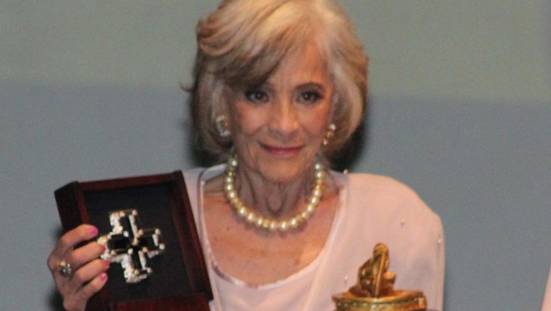FOTO: ¿Quién fue la primera actriz Pilar Pellicer?, el 16 de mayo de 2020