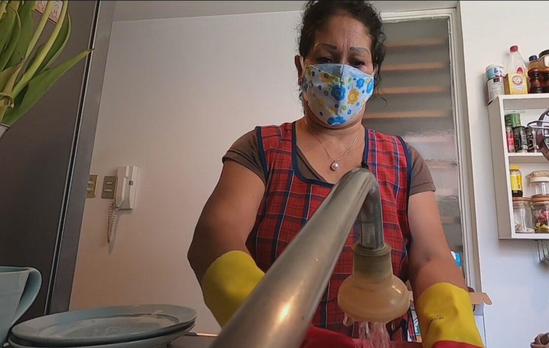 Más de 2 millones de trabajadoras del hogar sin contrato