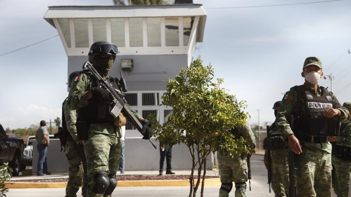 Riña en penal de Puente Grande deja siete muertos
