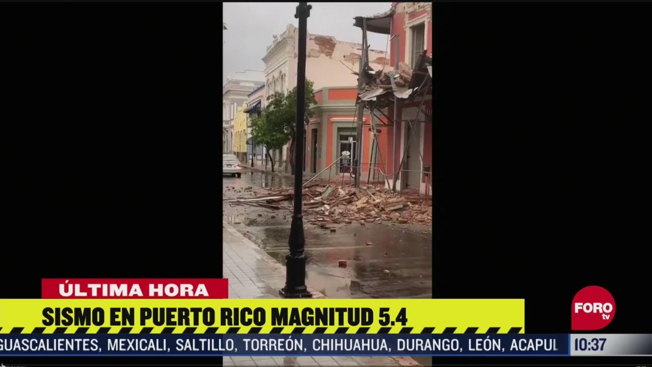 FOTO: 2 de mayo 2020, sismo en puerto rico deja danos en algunos hogares