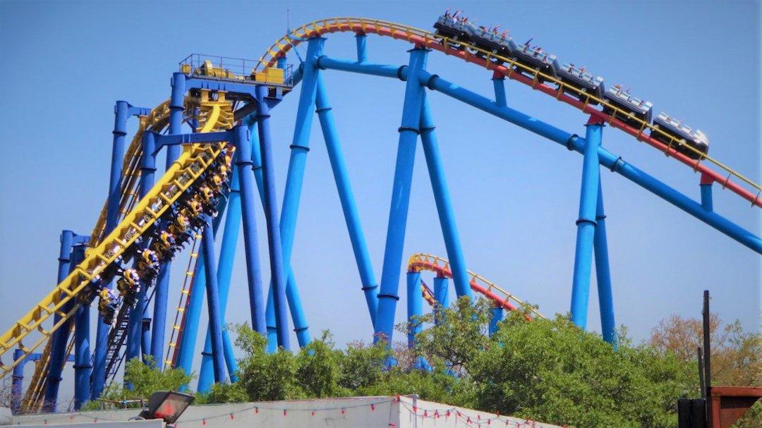 Foto Six Flags Reservaciones 14 Mayo 2020