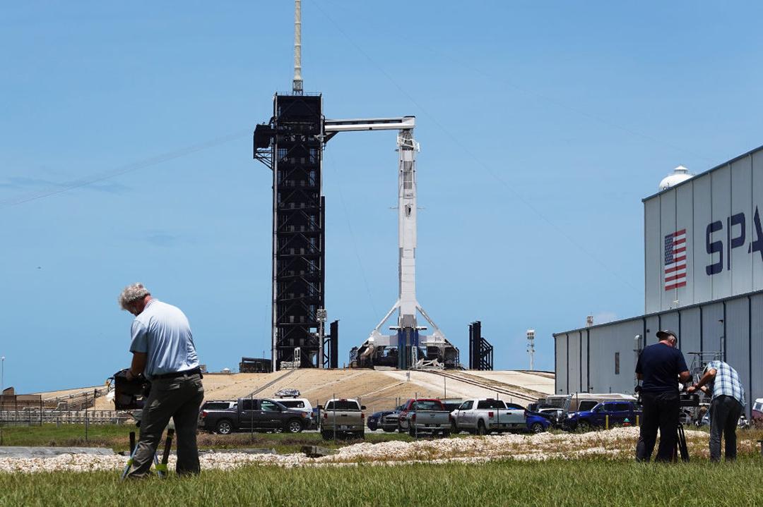 SpaceX Cohete Starship Explosión Prueba Mayo 2020