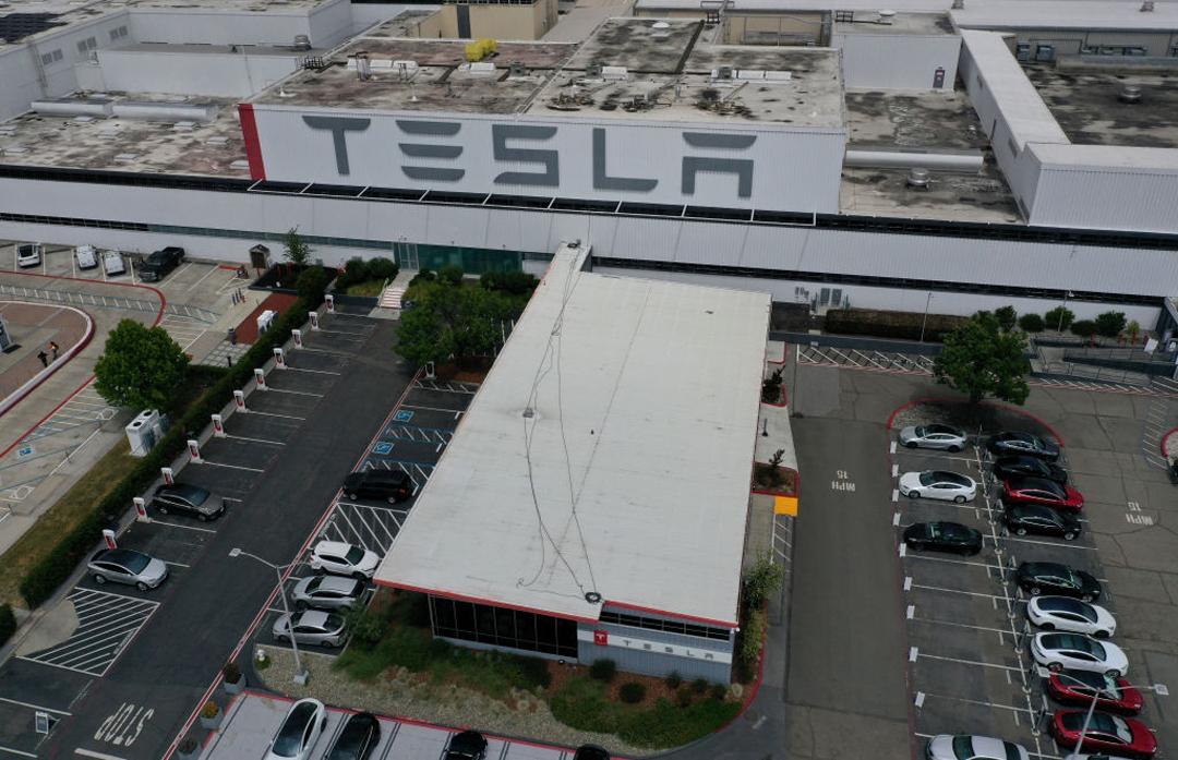 Tesla Guanajuato México Elon Musk Foto