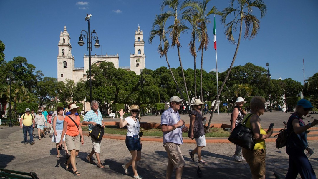 Foto; Tianguis Turístico en Mérida se realizará hasta marzo de 2021