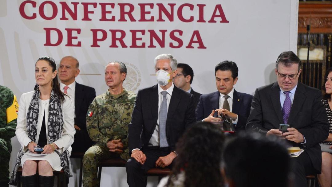 ALFREDO del mazo gobernador estado de mexico coronavirus 1