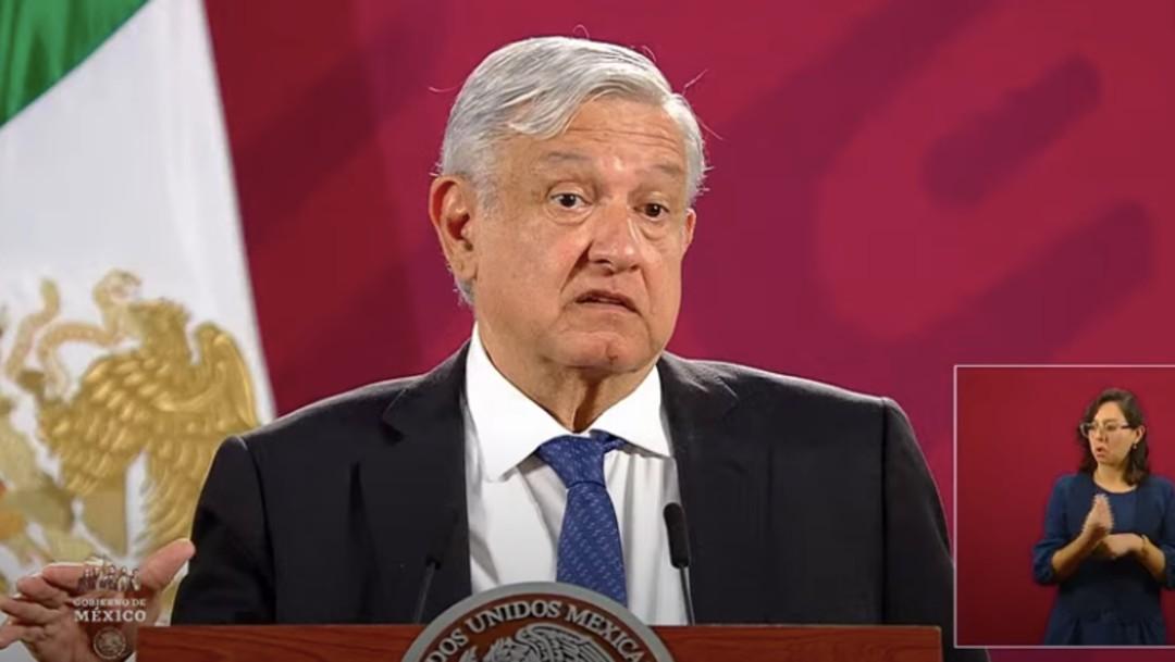 Andrés Manuel López Obrador, presidente de México. (Foto: YouTube Gobierno de México)