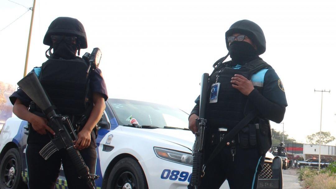 Asesinan a dos agentes ministeriales y dos expolicías federales en Celaya, Guanajuato