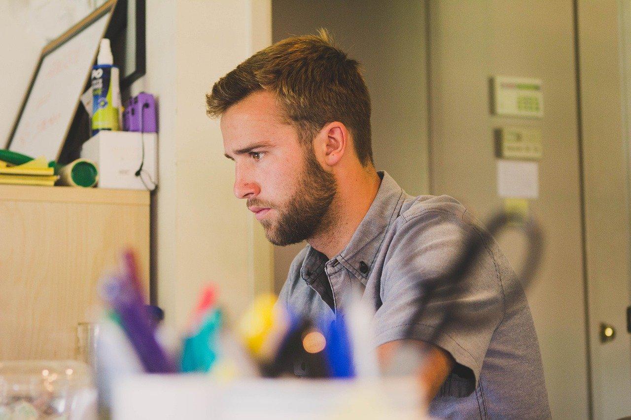 Barba Bigote Lineamientos Trabajo Nueva Normalidad
