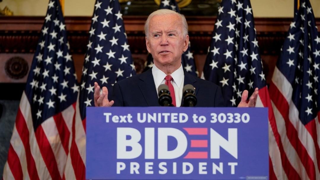 Biden muy cerca de lograr la candidatura presidencial de EEUU
