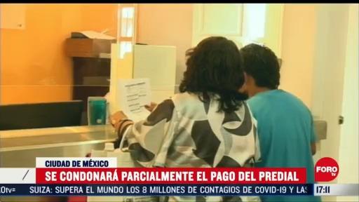 FOTO: condonaran parcialmente pago del predial en cdmx por covid