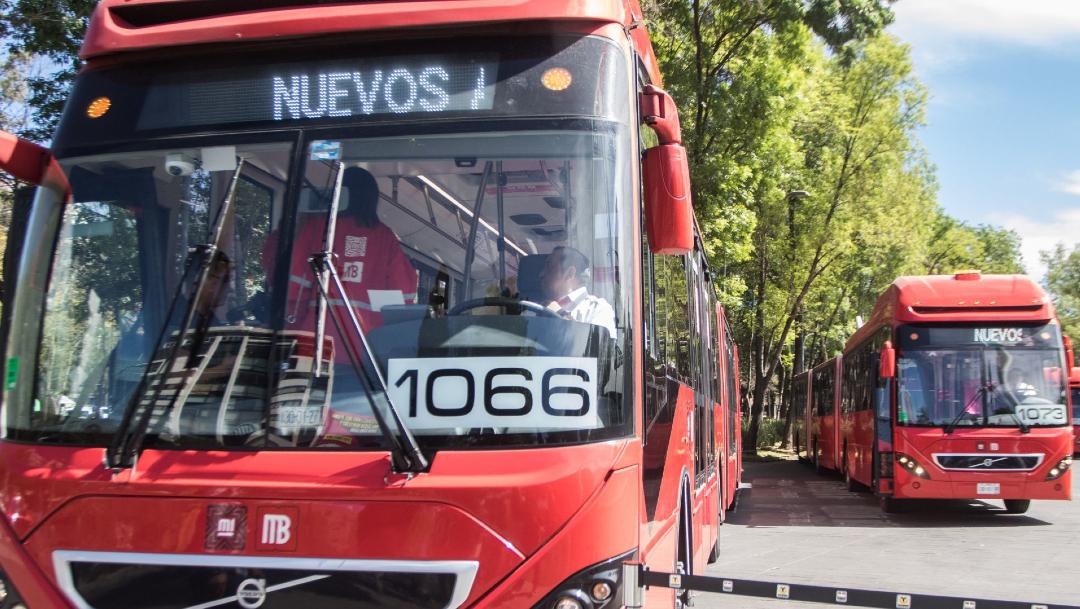 Anuncian nueva línea del Metrobús de CDMX en Circuito Interior (Cuartoscuro, archivo)