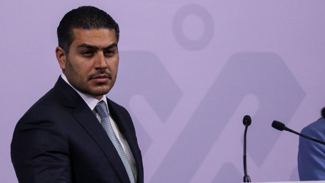 Omar García Harfuch, Secretario de Seguridad Ciudadana