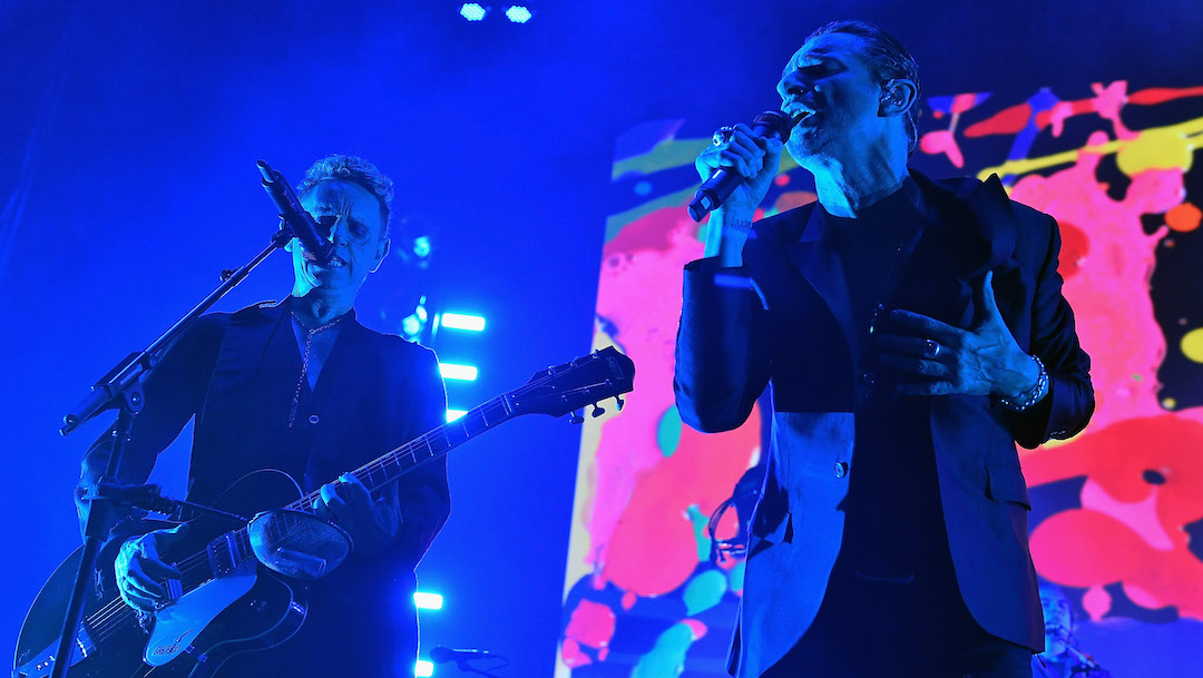 Depeche Mode transmitirá concierto gratuito en YouTube