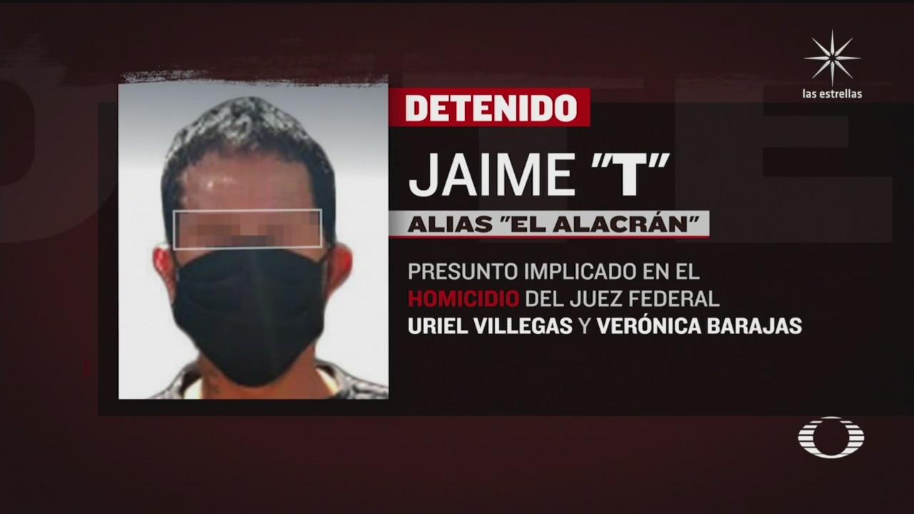 El Alacrán implicado con asesinato del juez de Colima y esposa