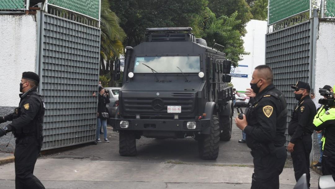 'El Tarjetas' habría ordenado atentado contra Omar García Harfuch